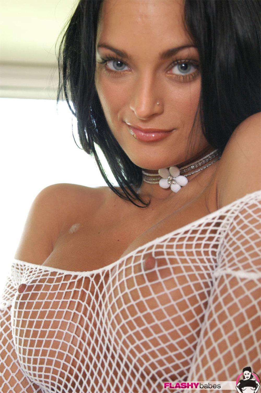 Busty Alicia