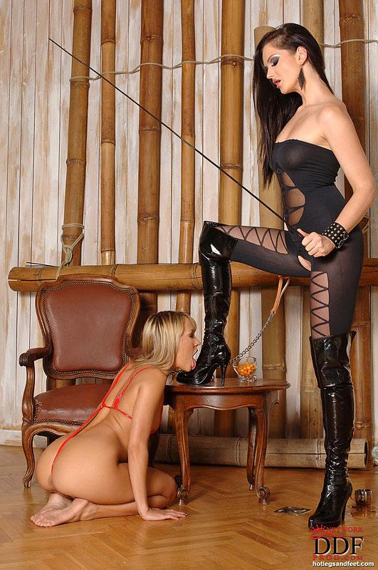 рабыня вылизывает у госпожи фото.