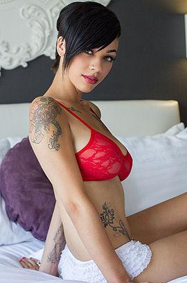 Gorgeous Tattood Beauty